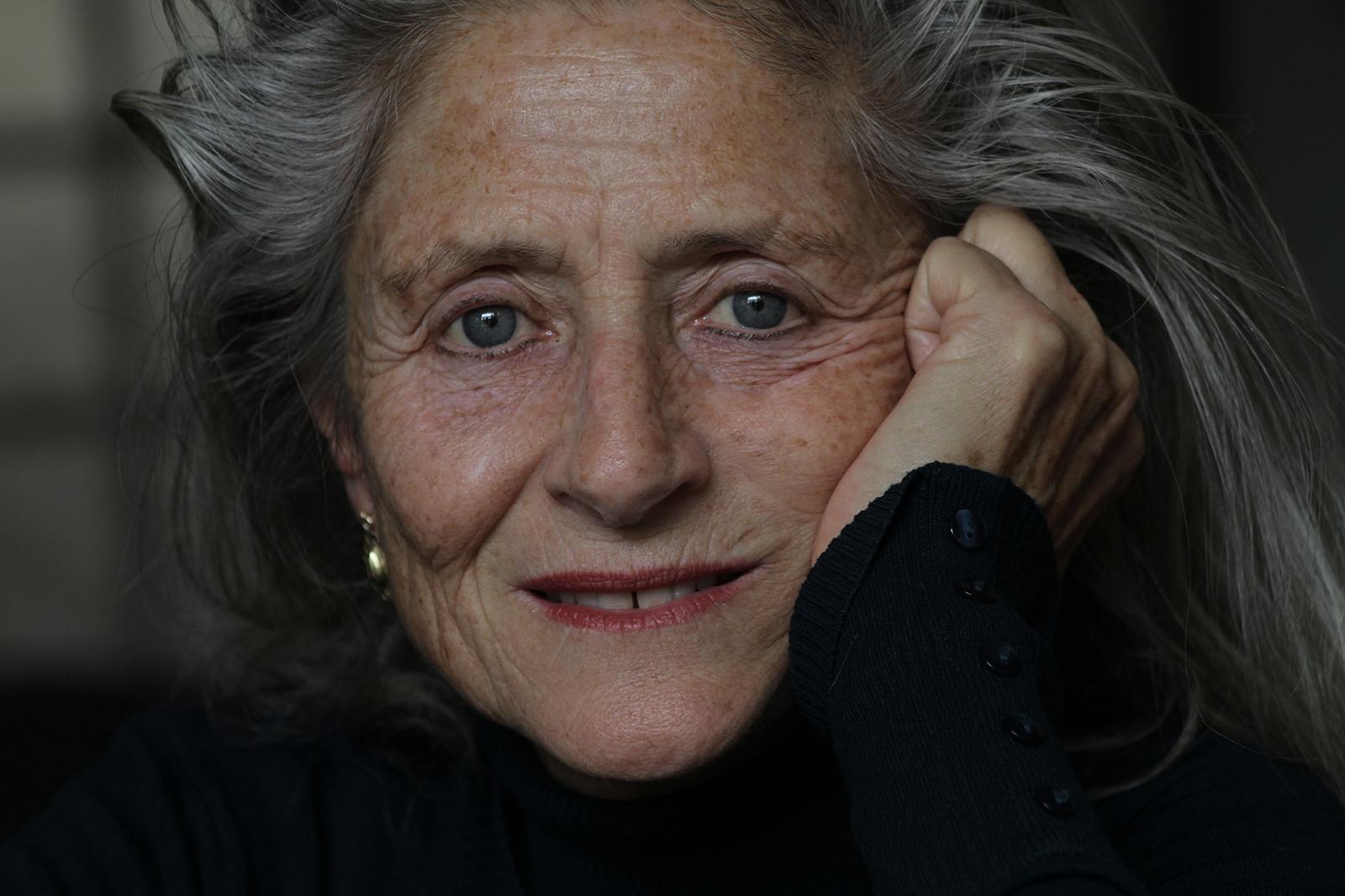 fotoportret van Sonia Herman Dolz gemaakt door Diana Blok