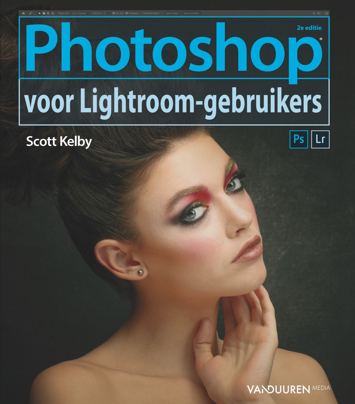 omslagfoto van het boek Photoshop voor Lightroom-gebruikers van Scott Kelby
