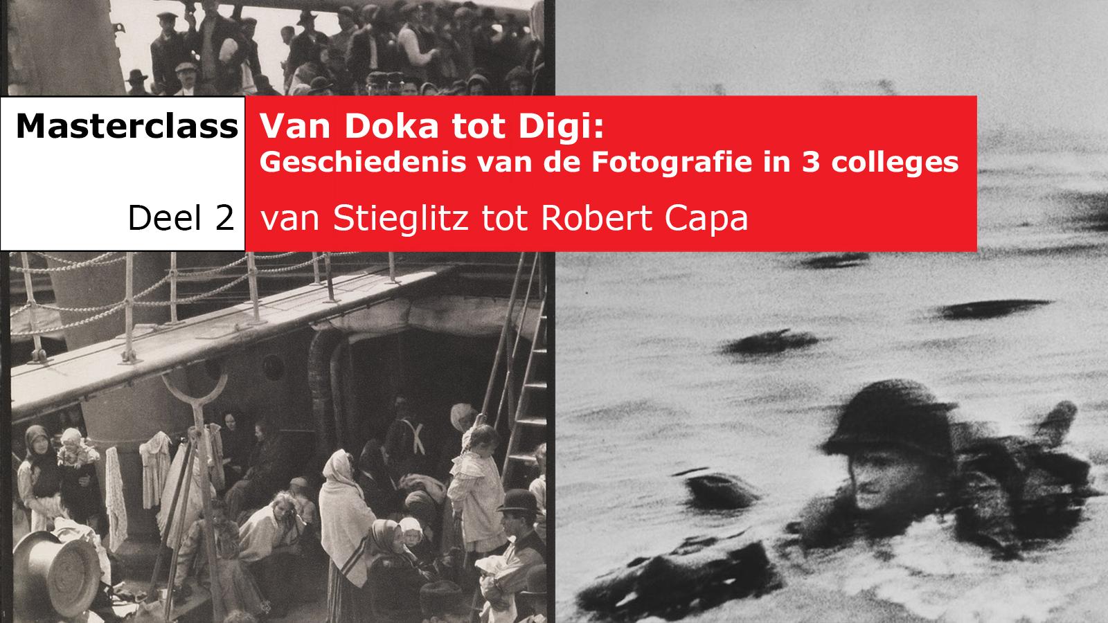 flyerfoto voor Masterclass fotografie bij Photo020, deel 2