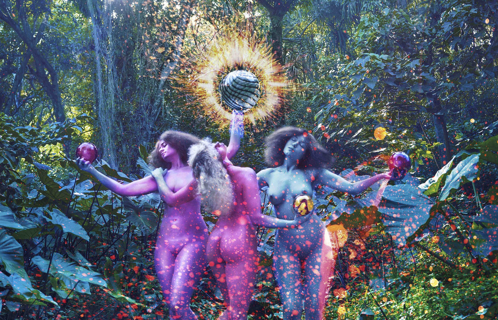 foto: © David LaChapelle. Courtesy Reflex Amsterdam - Praise Dance, 2009