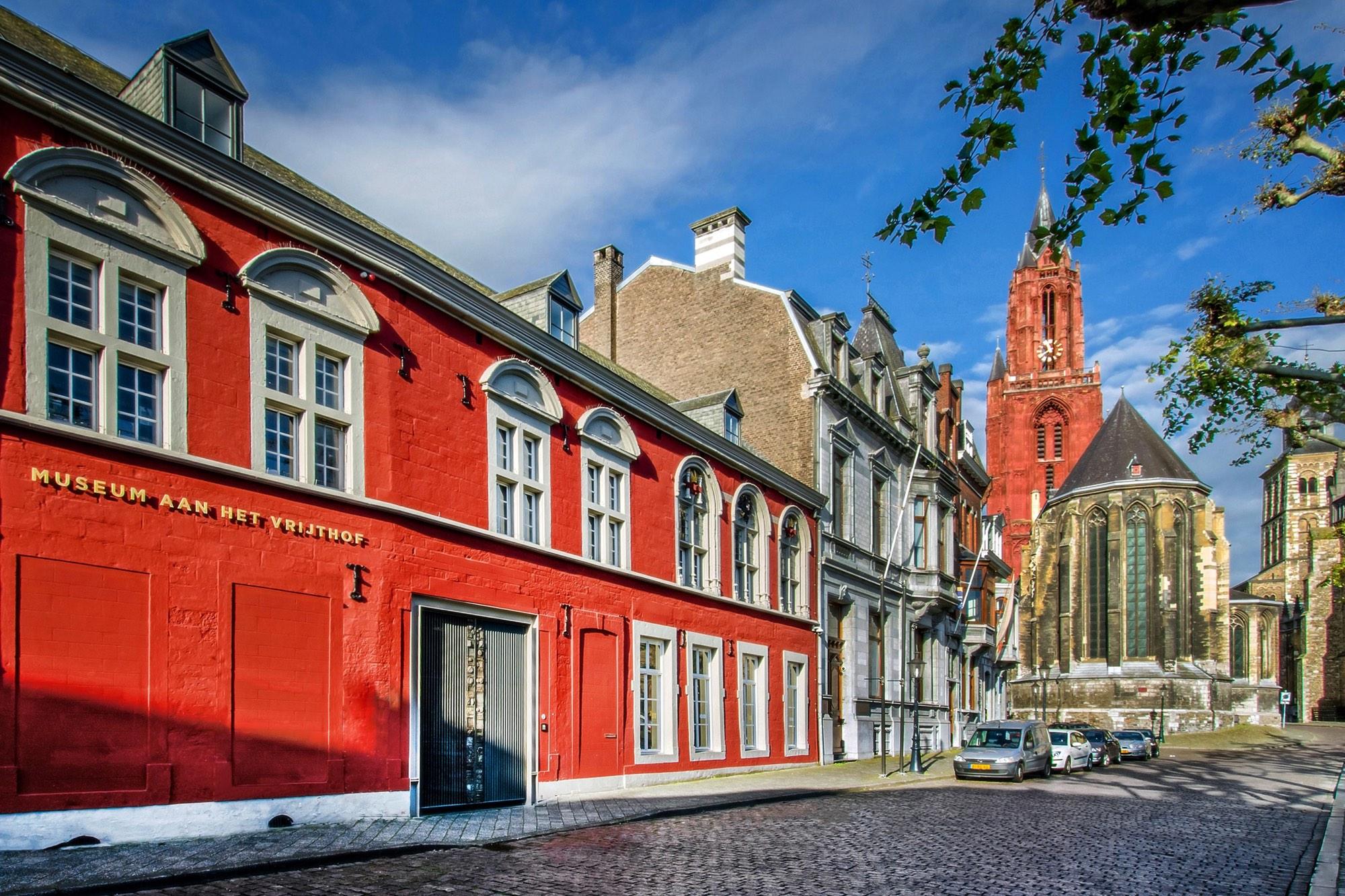 Museum aan het Vrijthof in Maastricht