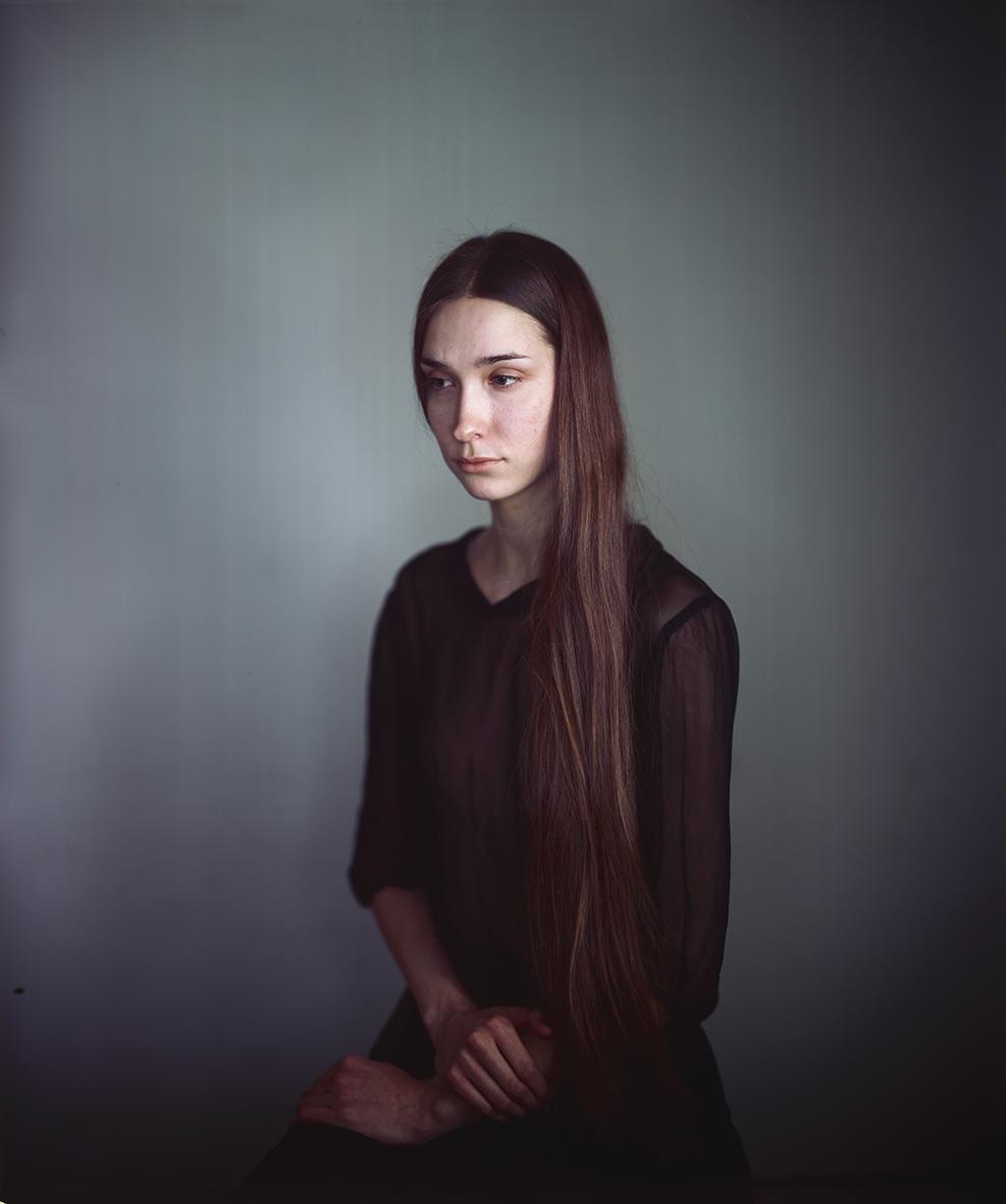 foto: © Richard Learoyd - Twin II, 2012, unieke Ilfochroime print