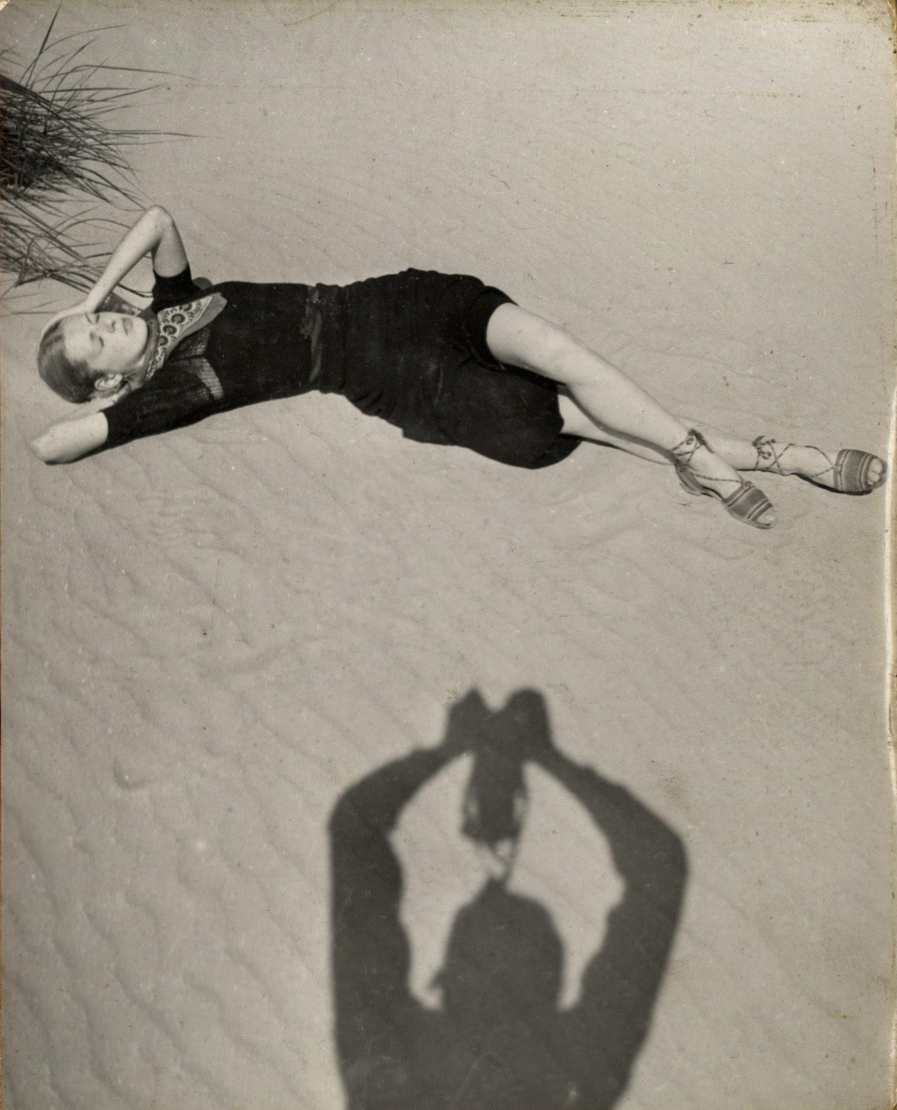 foto: Carel Blazer/Maria Austria Instituut - Zelfportret met Ineke, 1933
