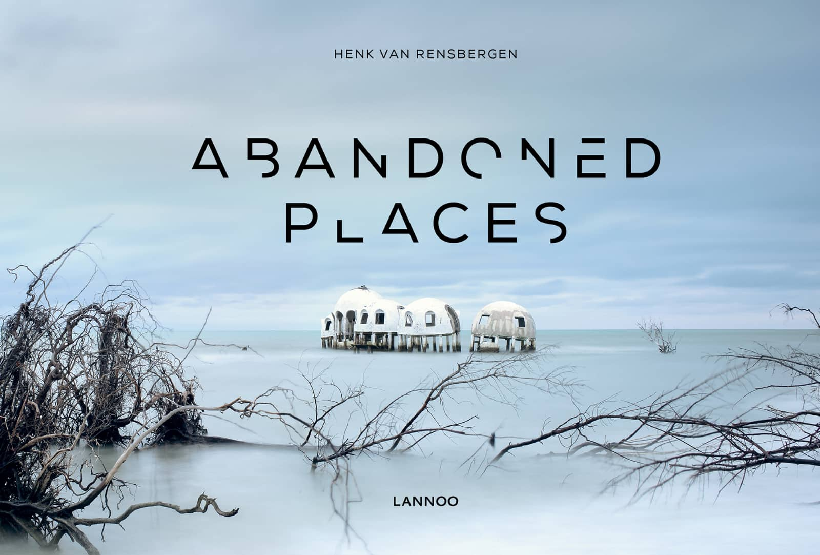 Abandoned Places - Henk van Rensbergen, isbn 9789401434775