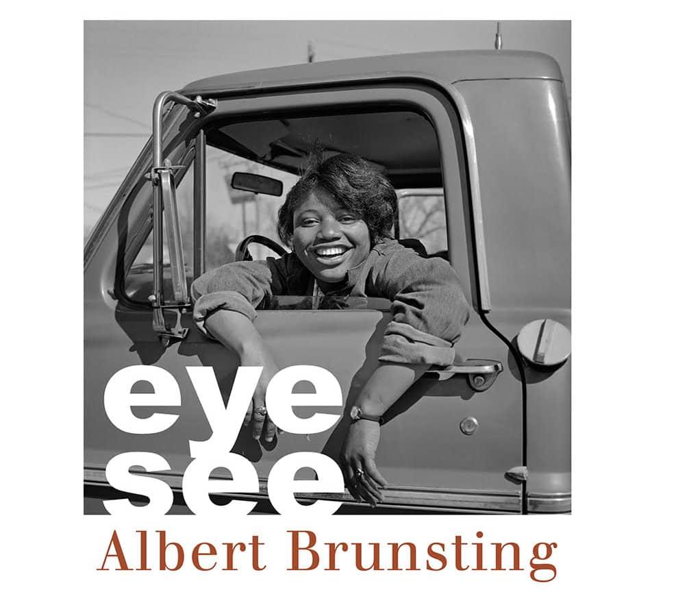 Coverfoto Eye See van fotograaf Albert Brunsting