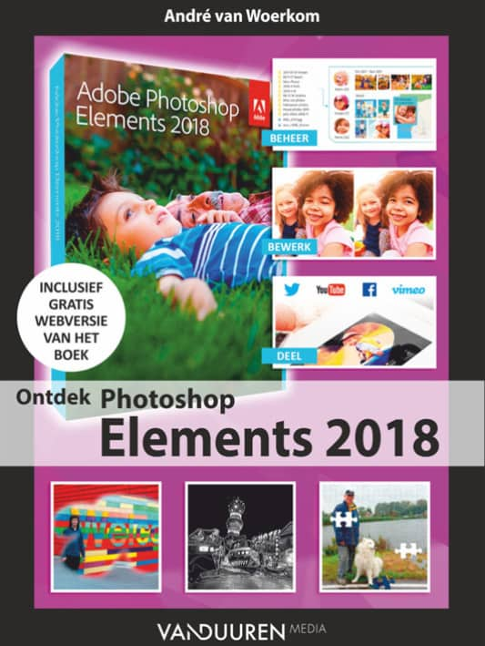 Ontdek Photoshop Elements 2018