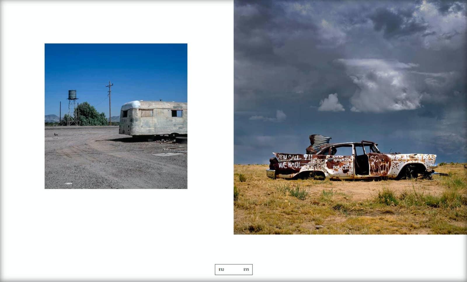 pagina uit boek Eye See van fotograaf Albert Brunsting