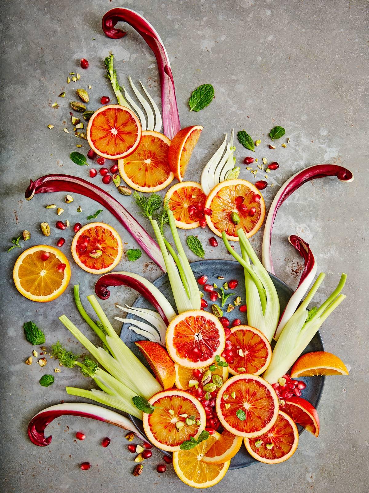 Food fotografie door Sid Ali, culinair fotograaf.