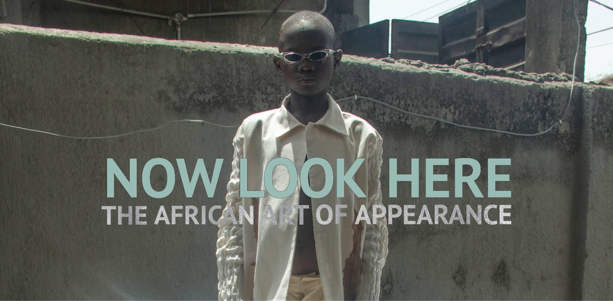 Beeld voor NOW LOOK HERE – The African Art of Appearance, fototentoonstelling begint januari 2020 in Amsterdam Noord