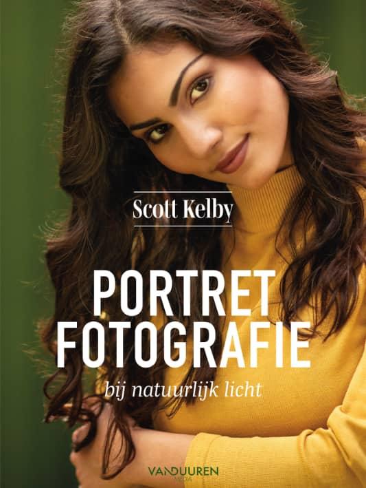 Portretfotografie bij natuurlijk licht - Scott Kelby
