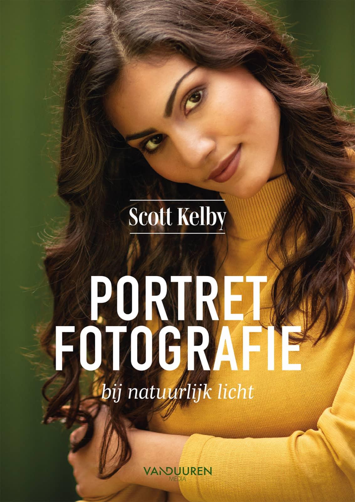 Portretfotografie bij natuurlijk licht - Scott Kelby, isbn 9789463561327