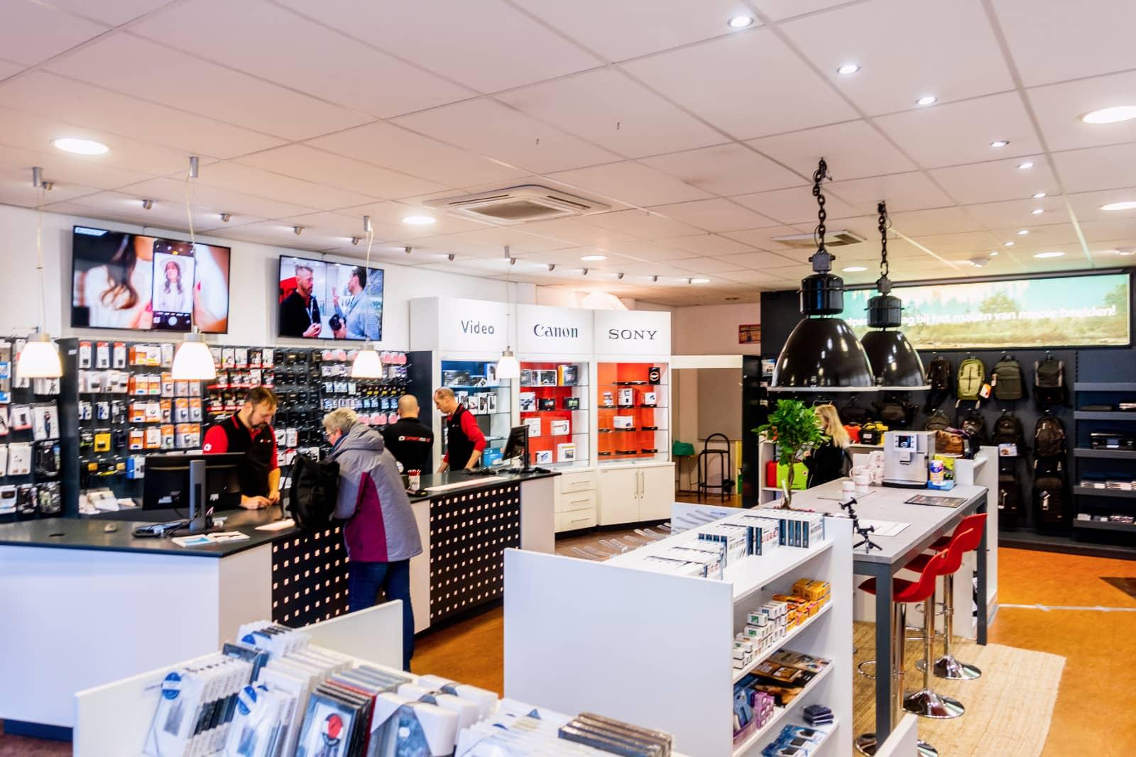 CameraNu winkel in Groningen