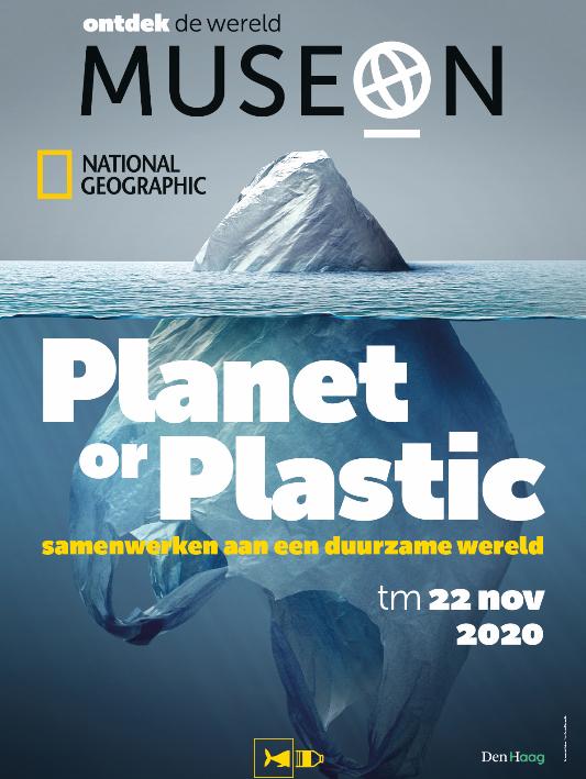 Fototentoonstelling Planet or Plastic bij Museon