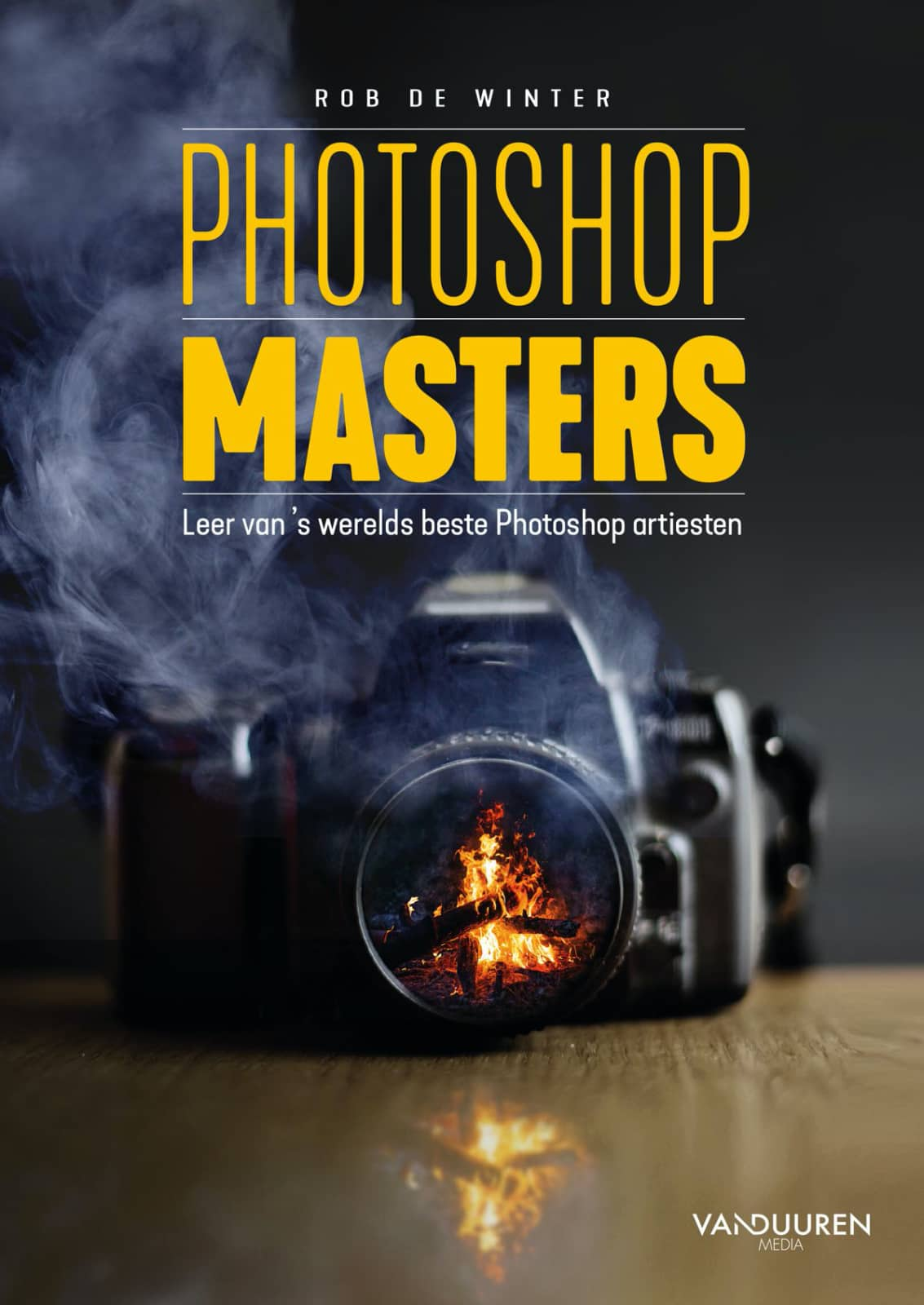 Photoshop Masters - Leer van 's werelds beste Photoshop-artiesten door Rob de Winter, isbn 9789463561549