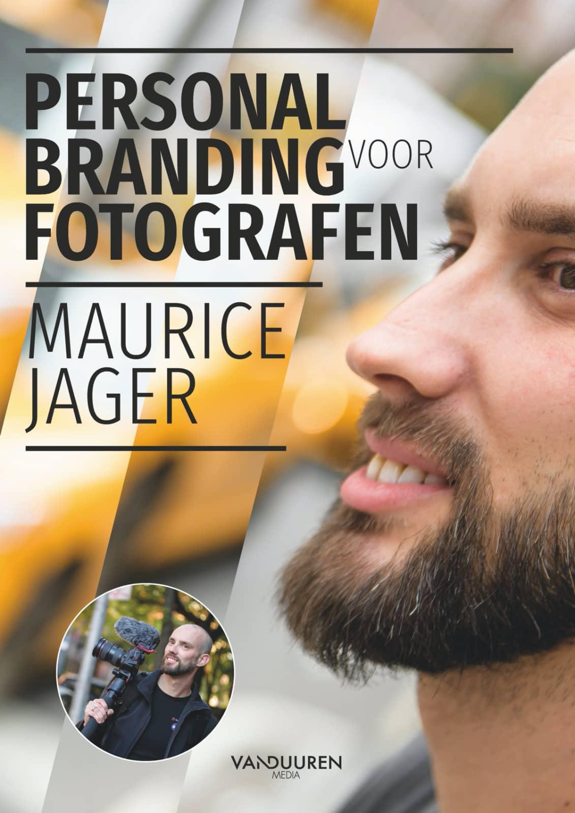 Personal branding voor fotografen - Maurice Jager, isbn 9789463561563