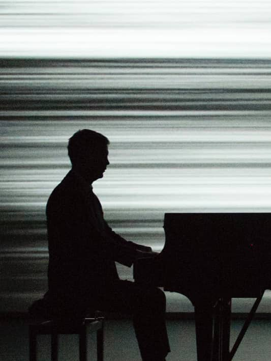 Videowerk Stripes for Philip Glass van Bosgra in de Meervaart