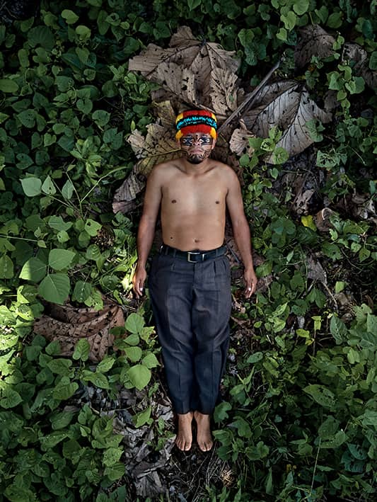 Pablo Albarenga wint Sony World Photography Awards