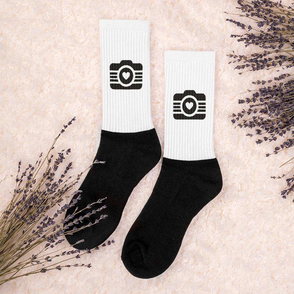 Fotografie cadeau: Photo Lover sokken
