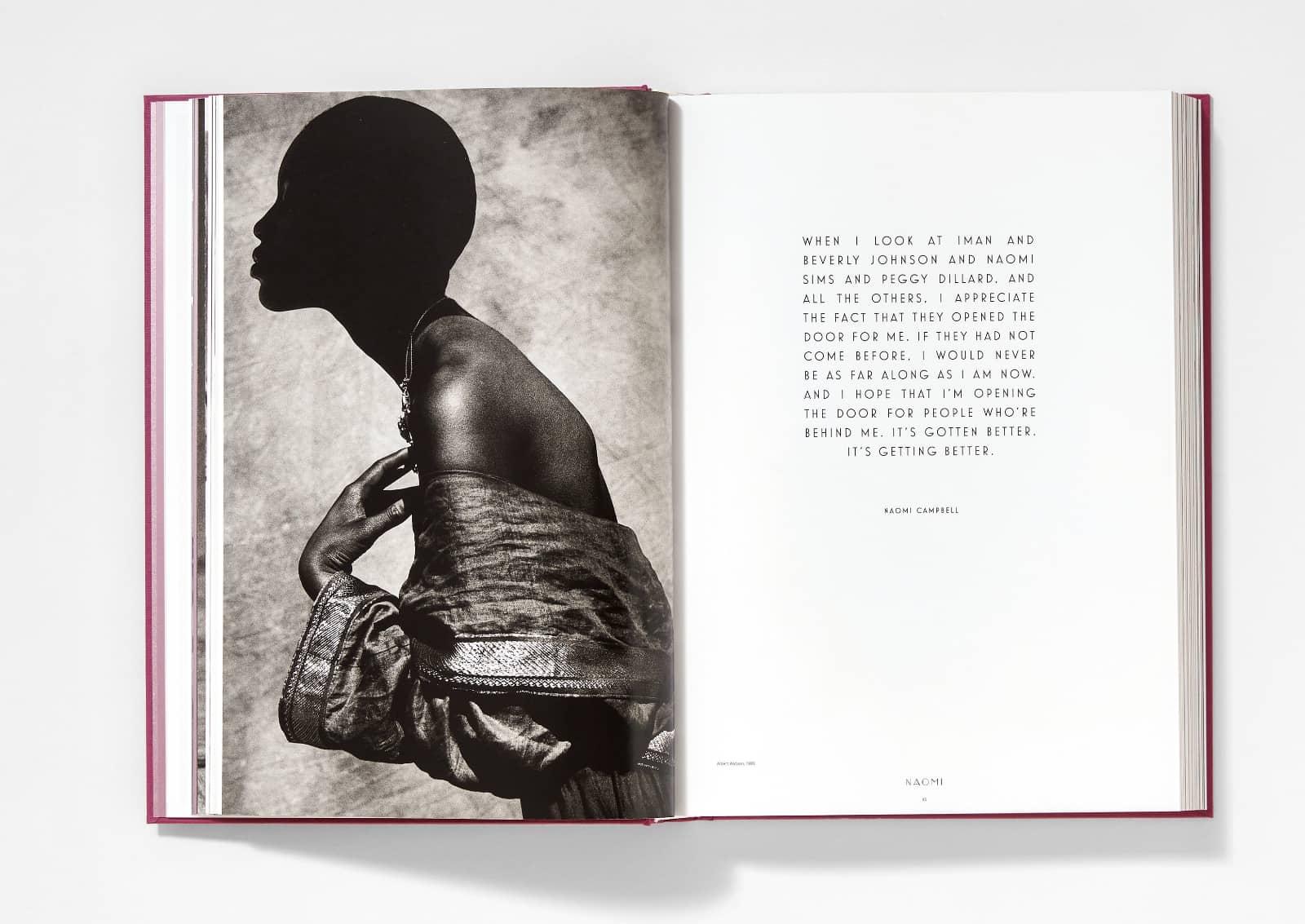 foto: © Taschen - Naomi Campbell. Updated Edition
