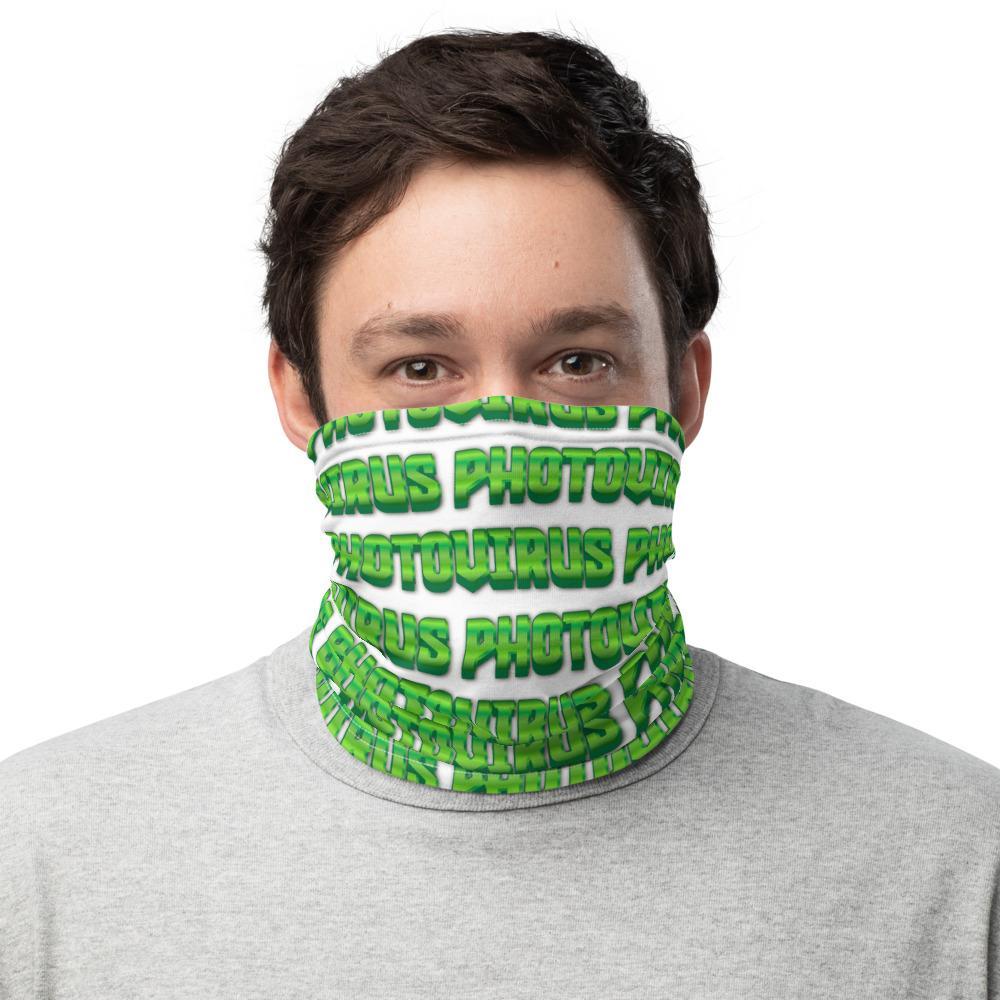 Fotografie cadeau: nekbescherming Photovirus