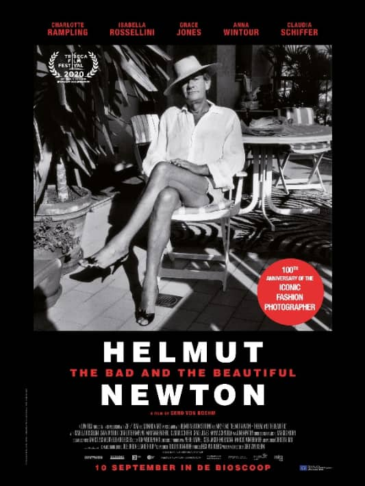 Helmut Newton: The Bad and the Beautiful.