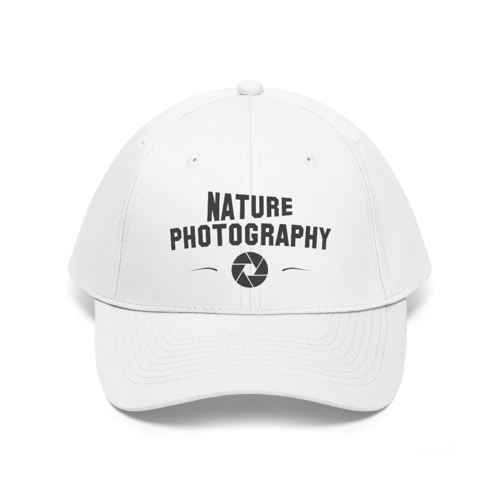 Fotograaf cap cadeau: Nature Photography - keperstof cap, unisex