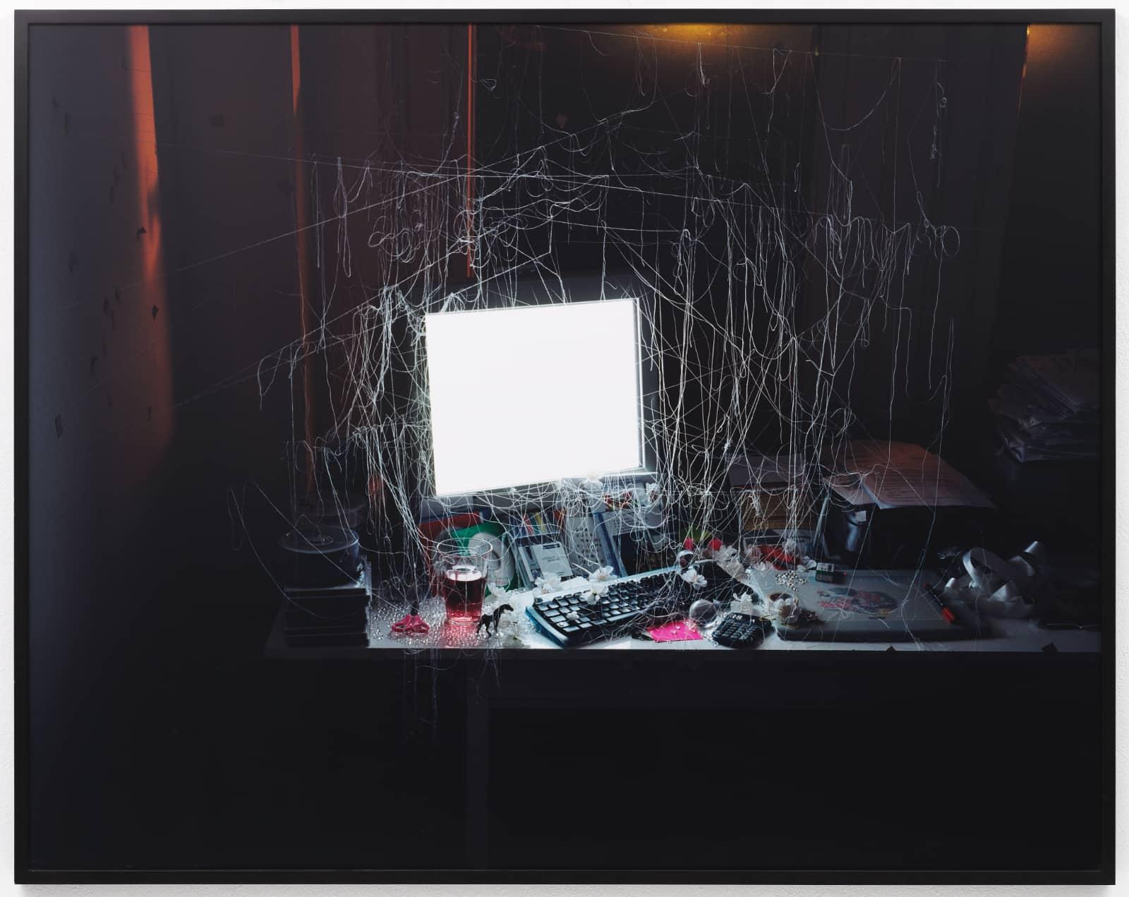 Elspeth Diederix, Computer, 2004, collectie Rabobank