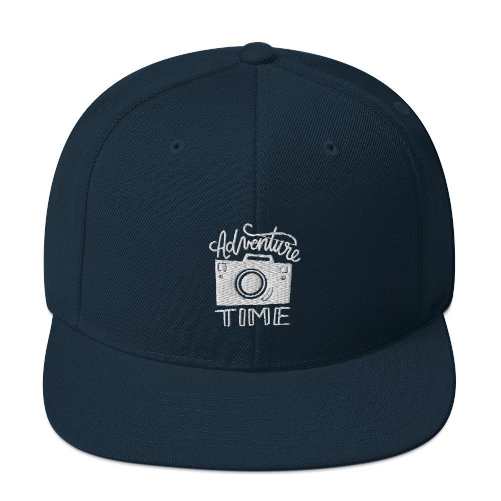 Fotograaf cap: Adventure Time - Snapback Cap, cadeau fotograaf
