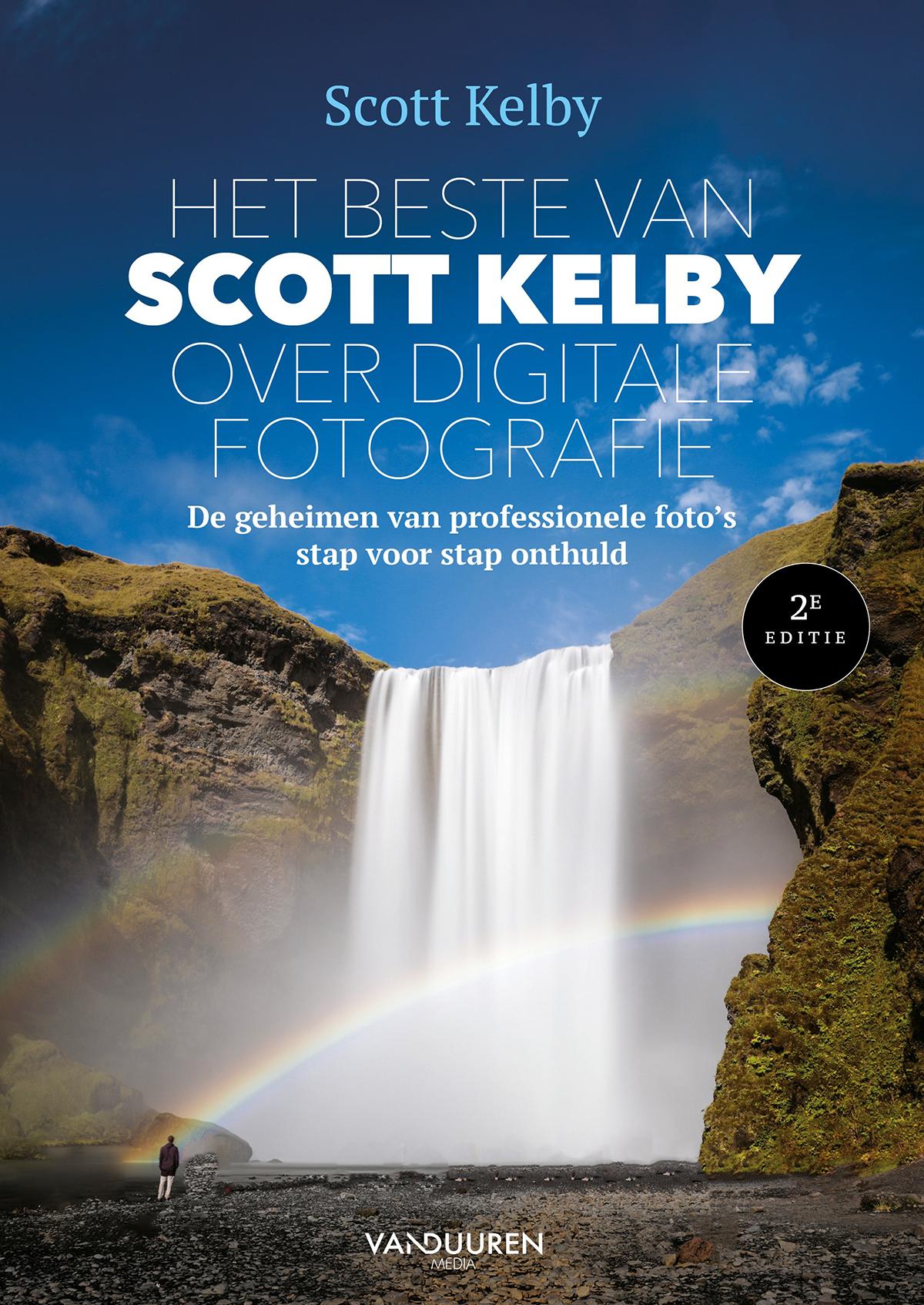 Het beste van Scott Kelby over digitale fotografie- Scott Kelby, isbn 9789463561945