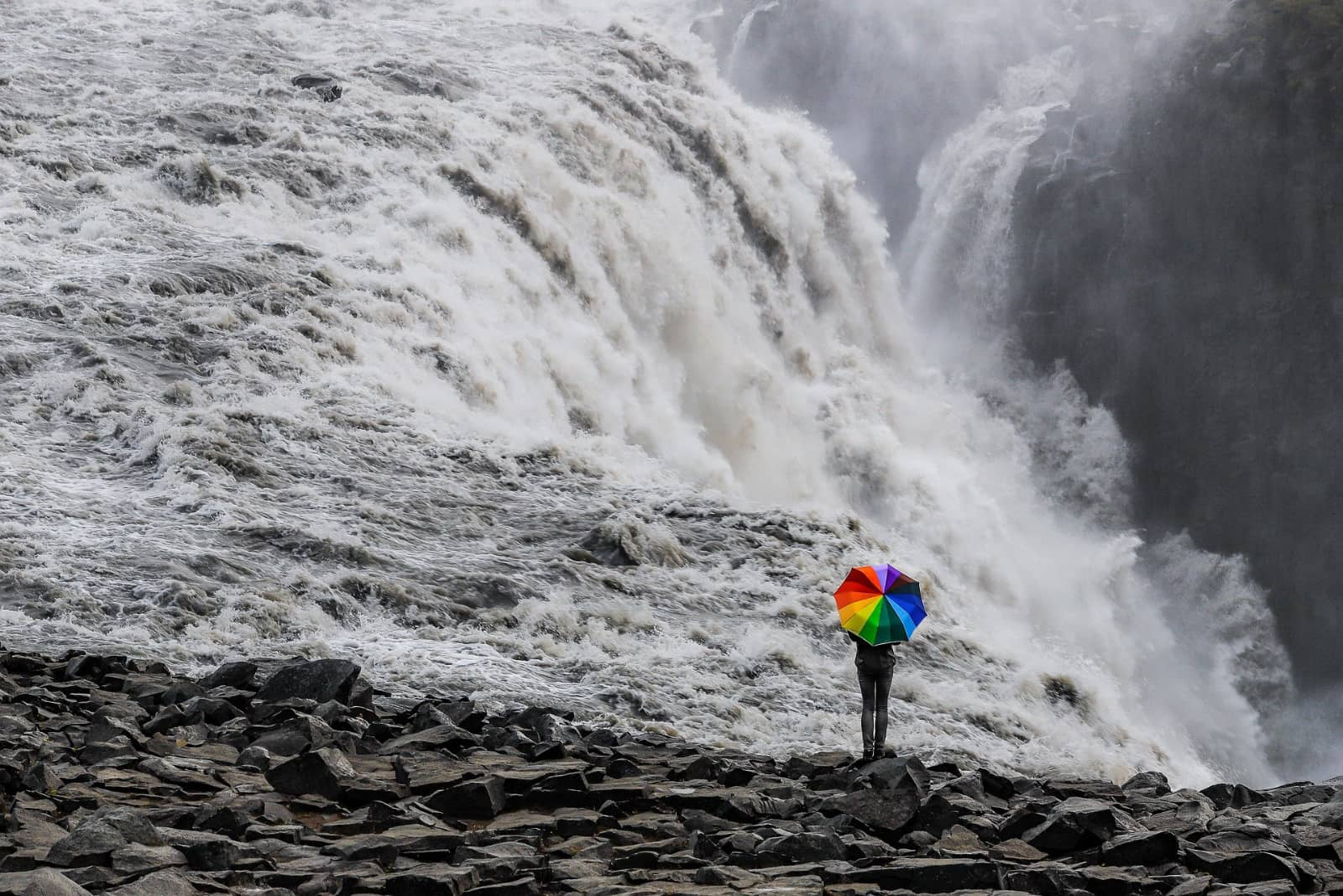 Waterval - Michael Bußmann via Pixabay