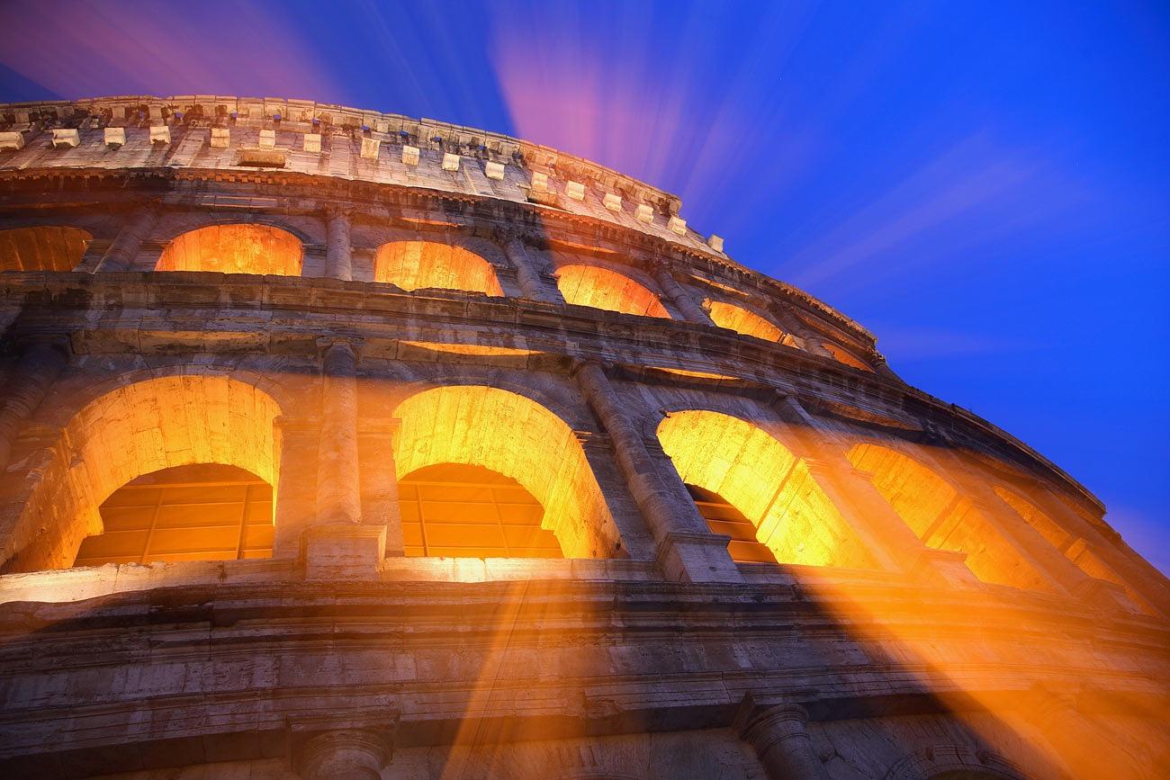 foto: Wilmar Dik - architectuur Rome
