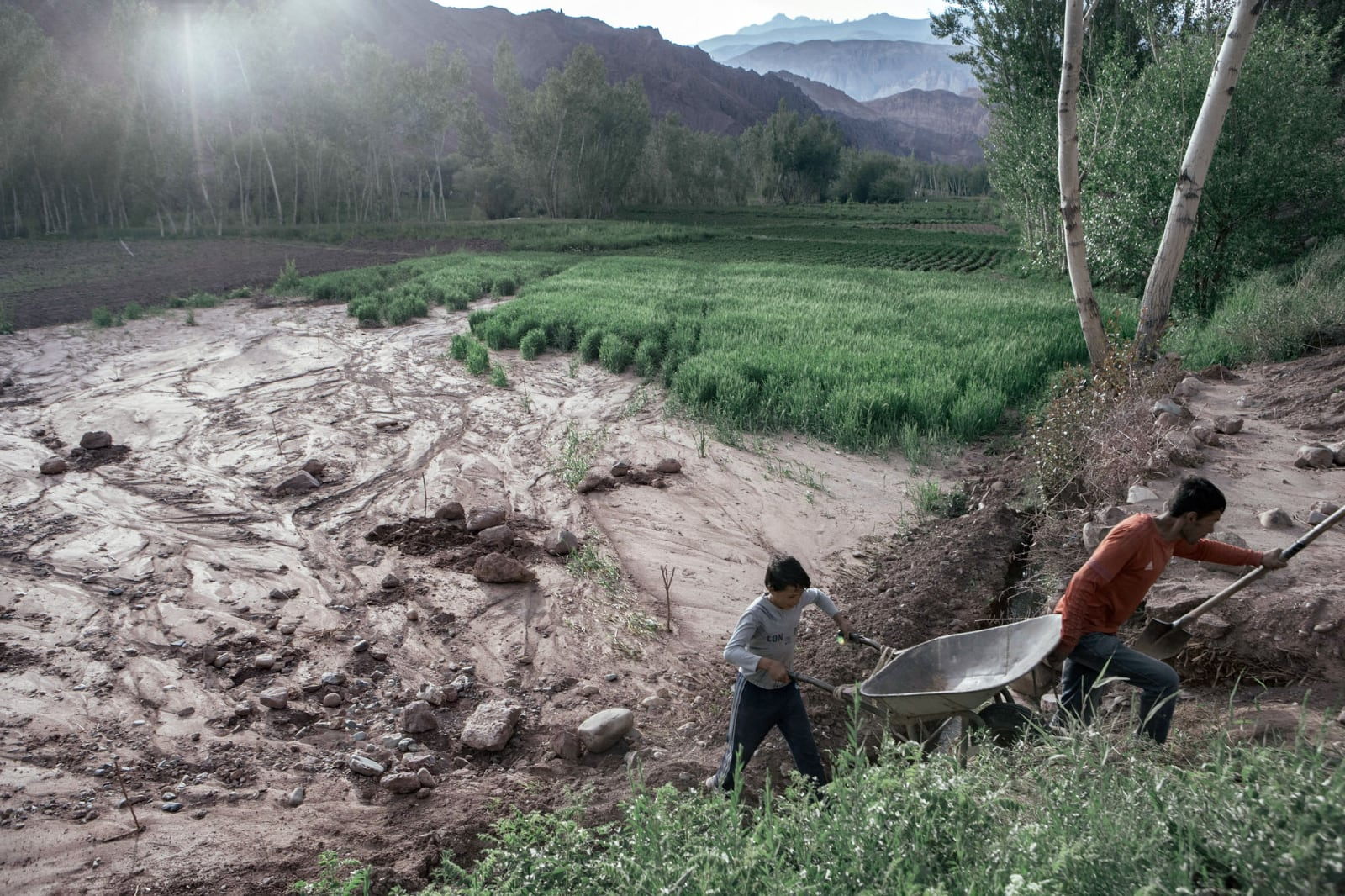Eervolle vermelding SPoTY 2020 Climate change in Afghanistan door Solmaz Daryani