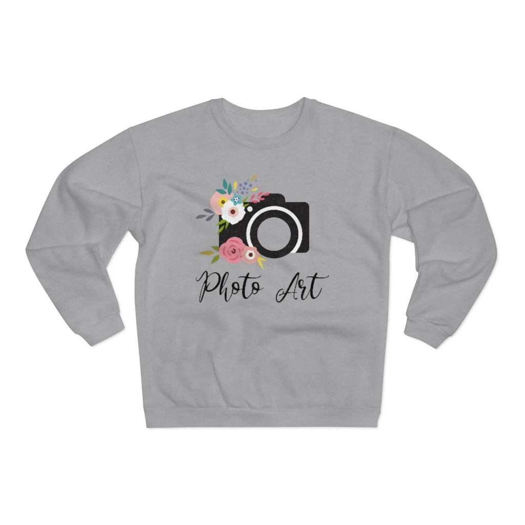 Fotografie sweatshirt: Photo Art - Sweatshirt dames