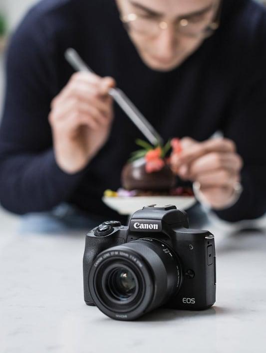 Canon EOS M50 Mark II, voor vloggers, bloggers en influencers