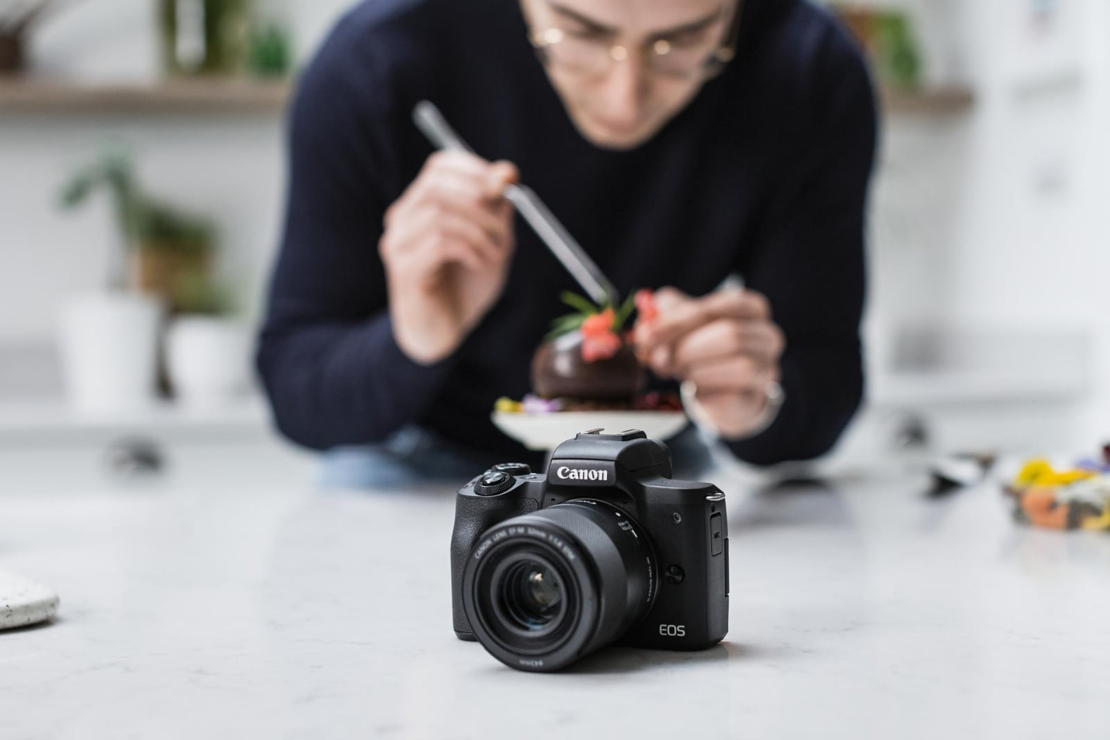 Canon EOS M0 Mark II