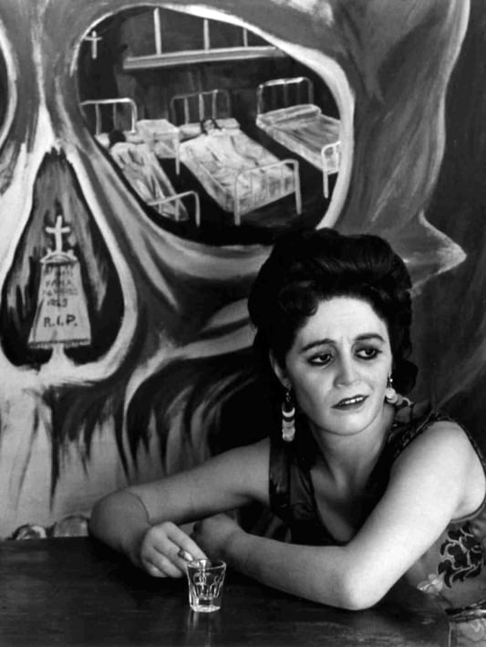 Graciela Iturbide wint Outstanding Contribution