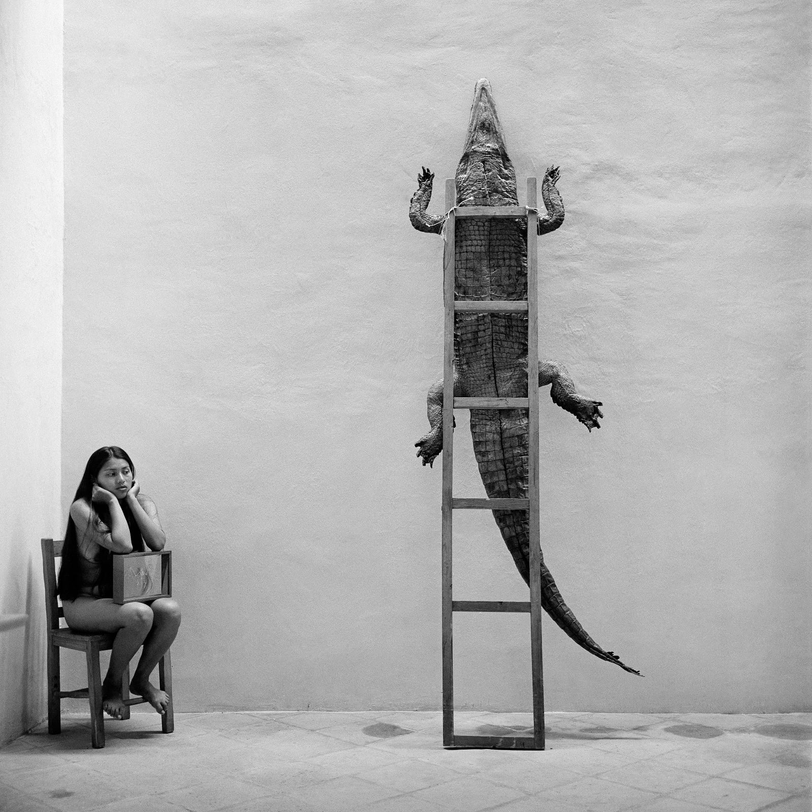 © Graciela Iturbide, Mexico, 2021 Sony World Photography Awards - Alheli, Oaxaca, 1995