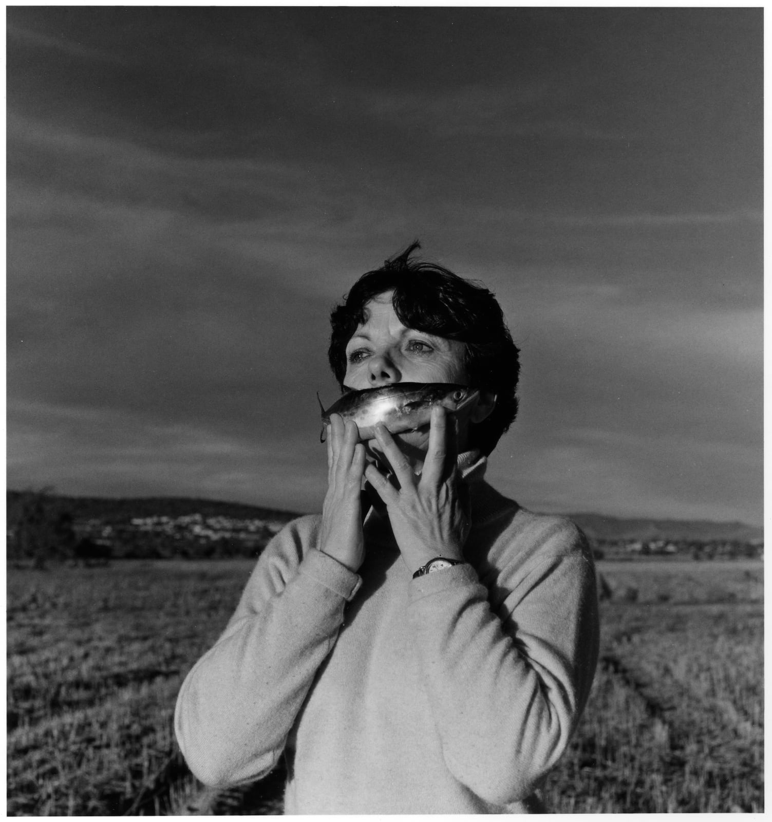 © Graciela Iturbide, Mexico, 2021 Sony World Photography Awards - Self Portrait In The Country, 1996