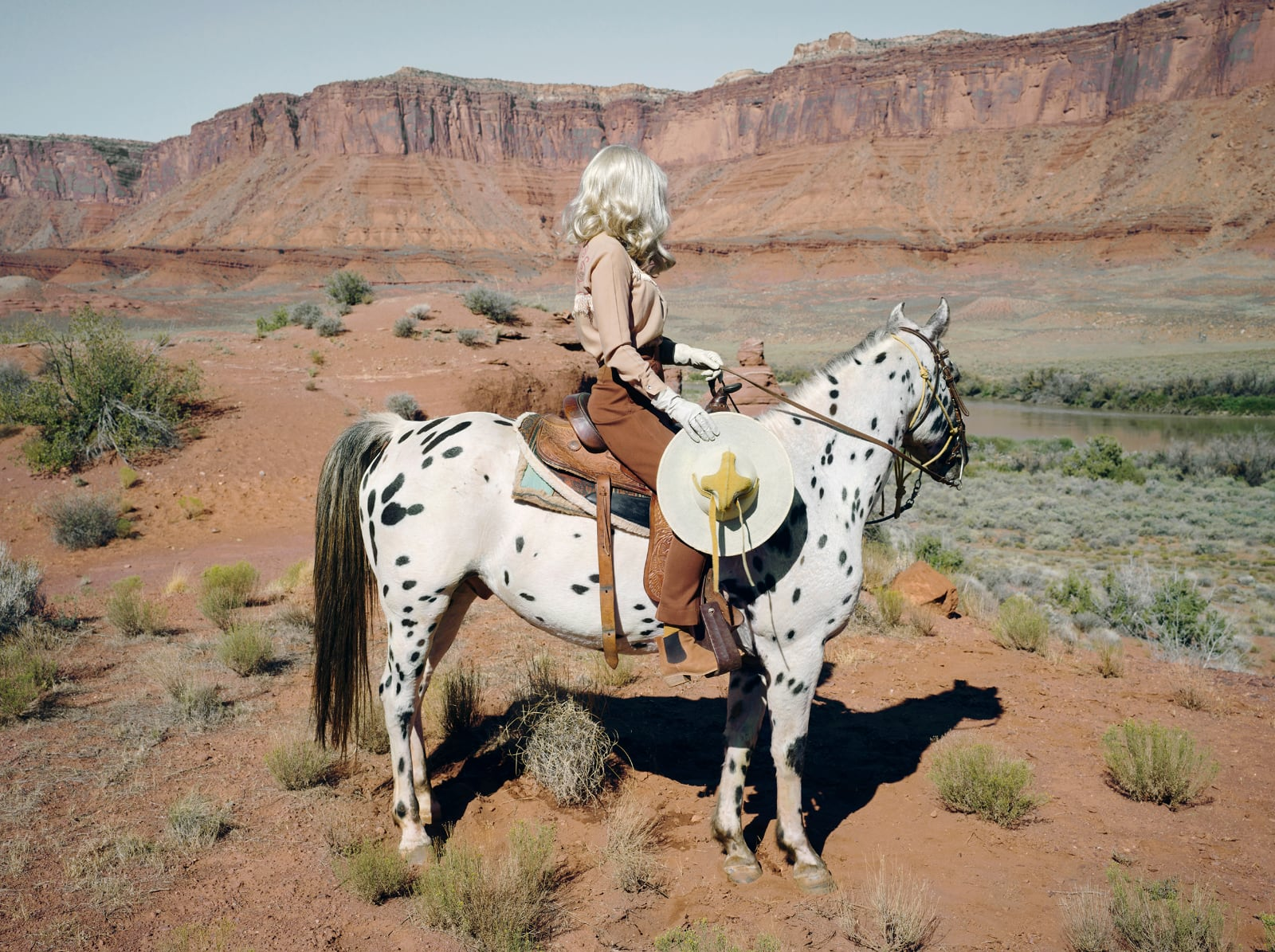 © Anja Niemi - The Imaginary Cowboy