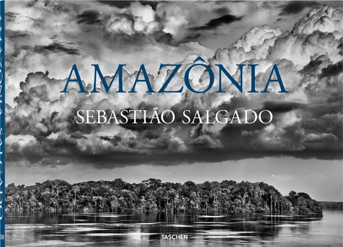 Sebastião Salgado. Amazônia, coverfoto ISBN 9783836585101