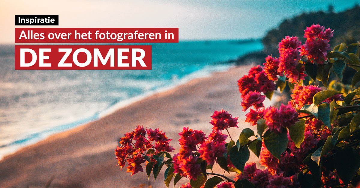 inspiratiebeeld zomerfotografie
