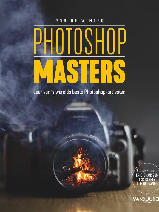 Photoshop Masters, 2e editie - Rob de Winter