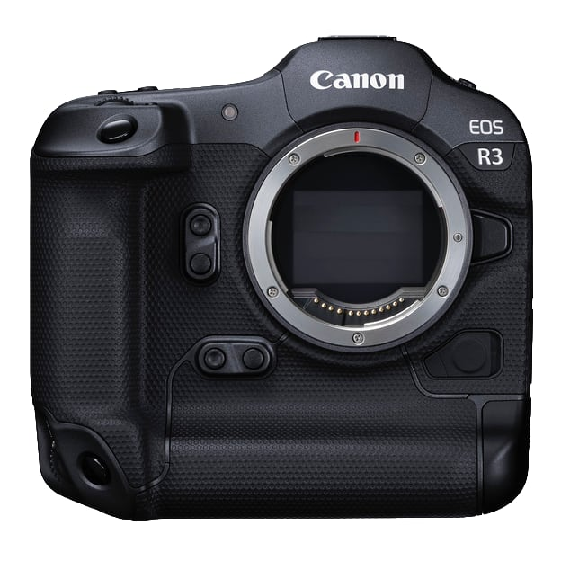 Canon EOS R3 voorkant