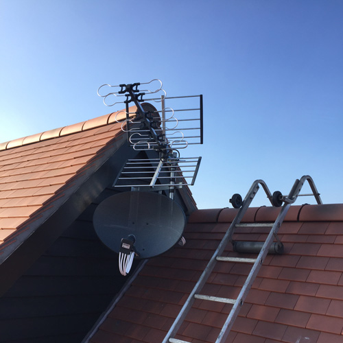 Roof Aerial