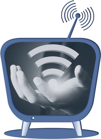 Wi-fi Home Services Icon