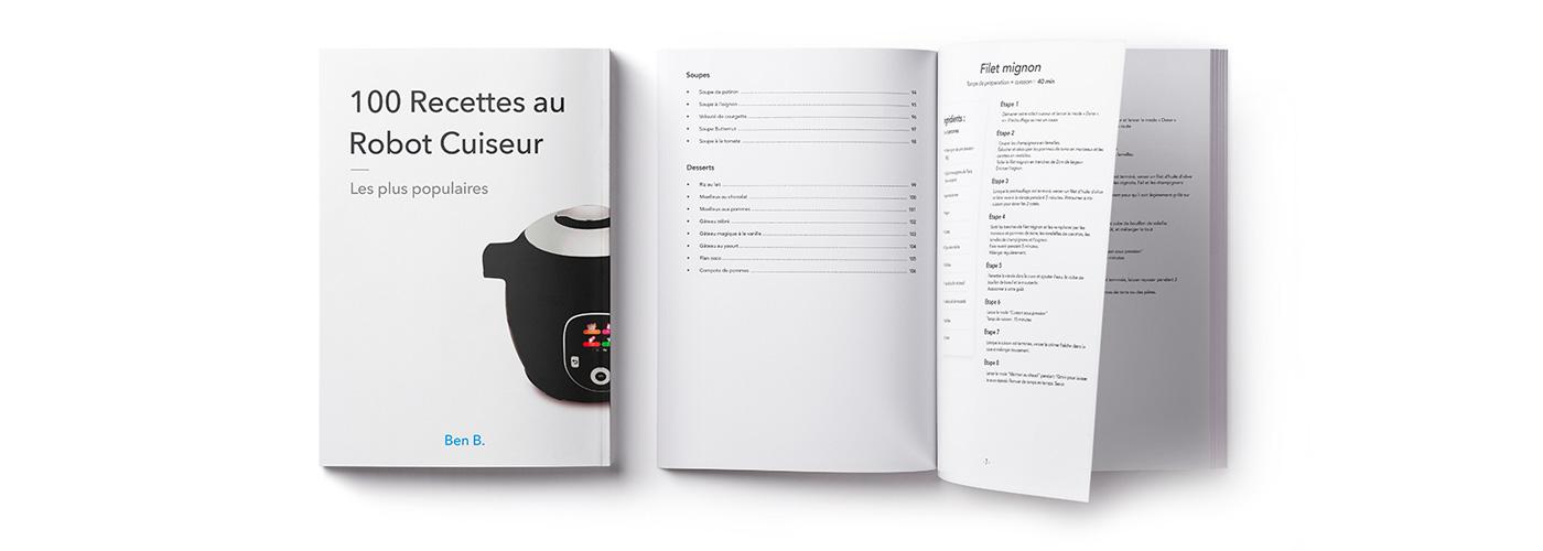 livre de recettes cookeo 100 recettes les plus populaires. Black Bedroom Furniture Sets. Home Design Ideas