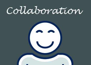 Collaboration infographic