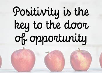 Positivity for kids