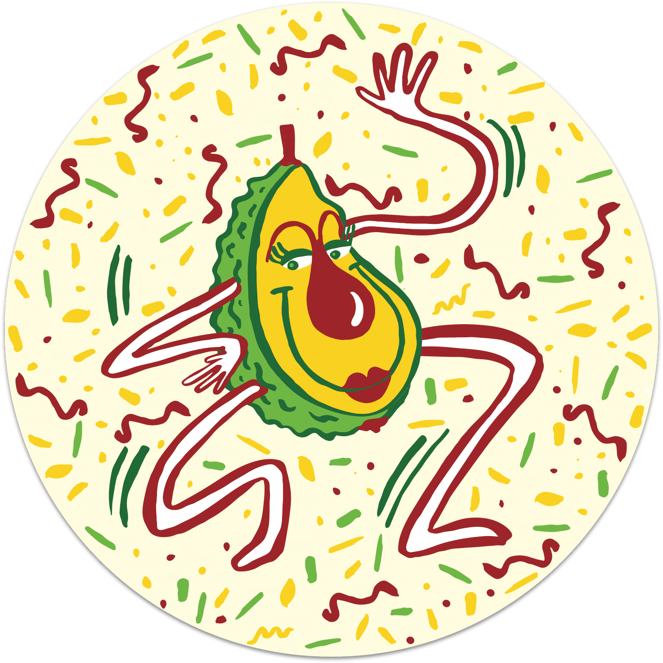 Avocadamama Logo