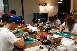 Leatheramic Workshop